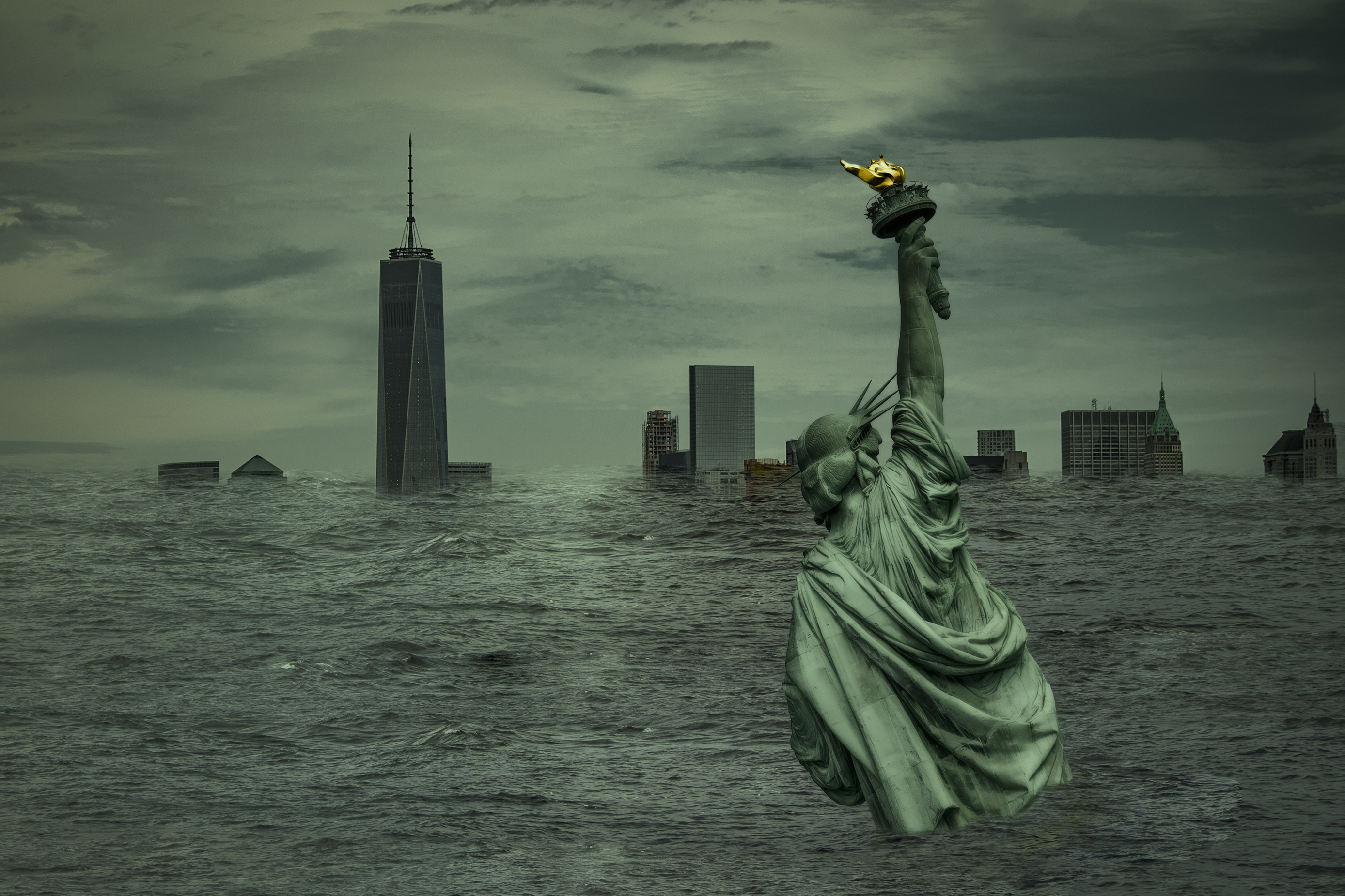 Ignore the Fear Mongering, Here's What Climate Change Models Actually Say |  Mises Wire
